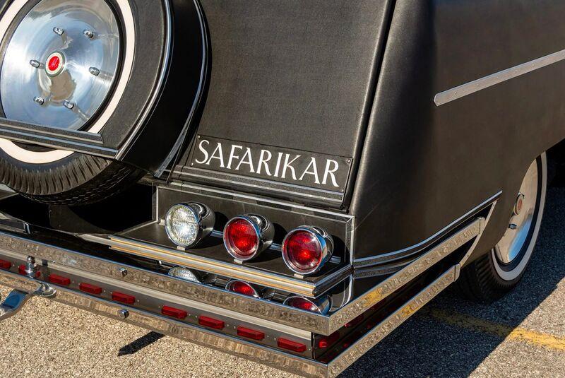 Mohs Safarikar Oldtimer