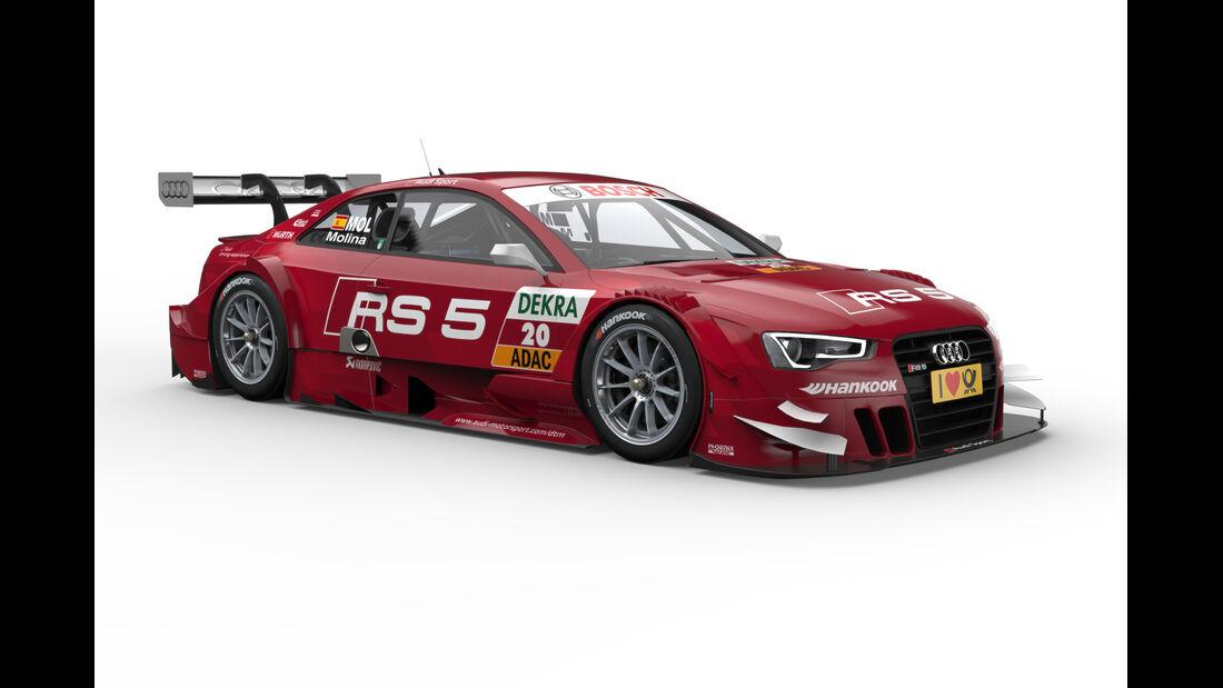 Molina Audi RS5 DTM 2013