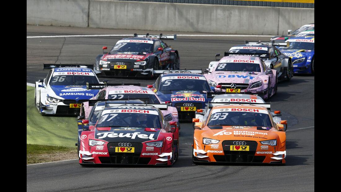 Molina & Green - DTM Lausitzring 2016