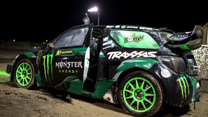 Monster Citroen DS3 - Liam Doran - 2014