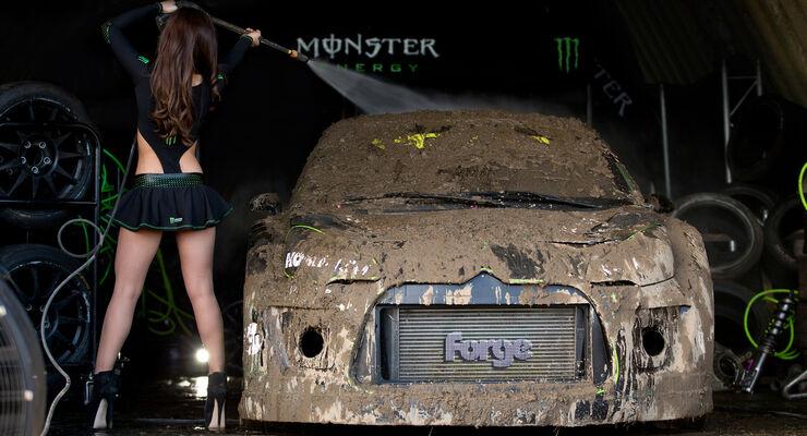 Monster Citroen DS3 RallyeCross - Liam Doran - 2014