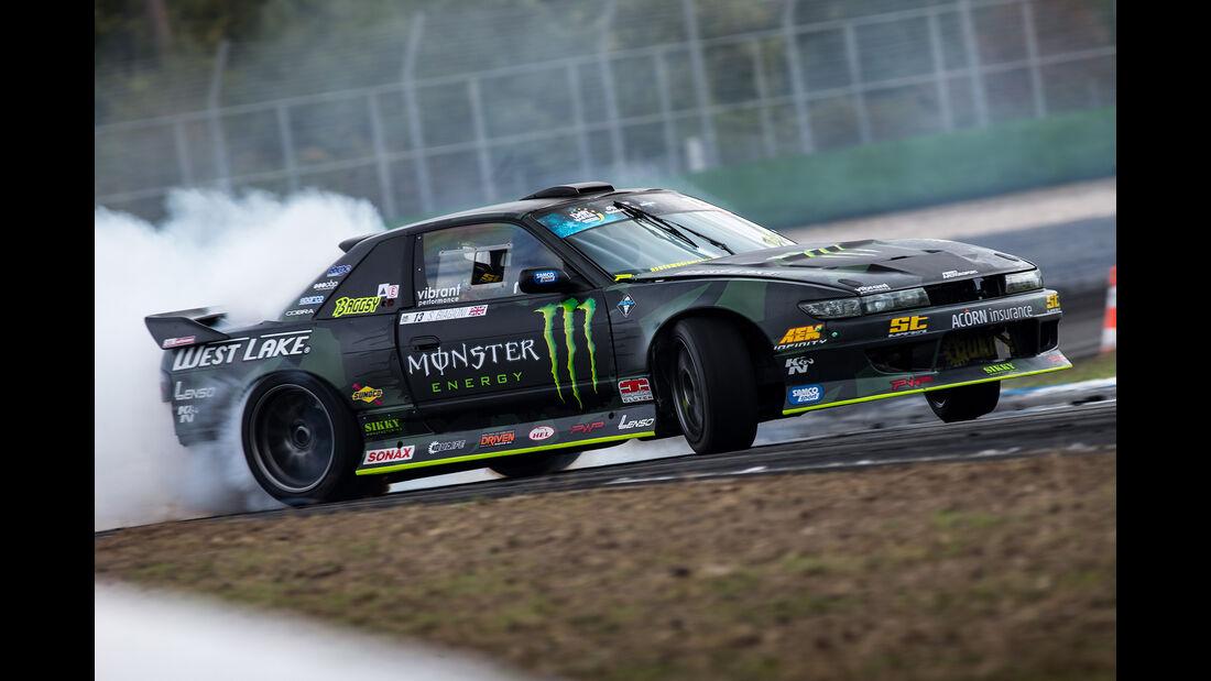 Monster Energy - Drift-Cars & Rennwagen - 2018