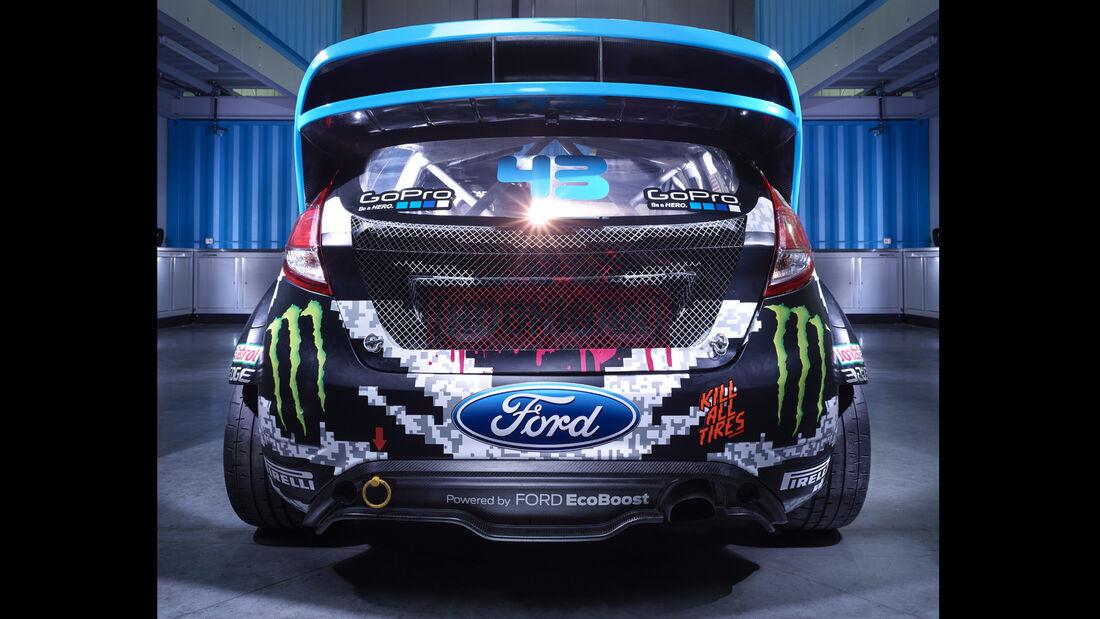 Monster Fiesta - Ken Block - 2014