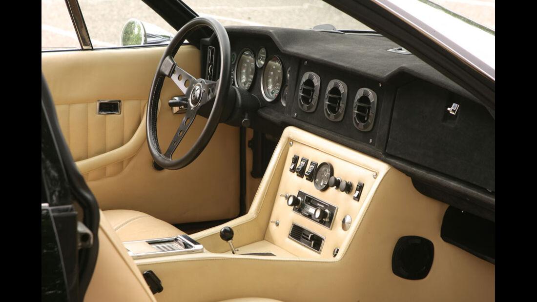 Monteverdi High Speed 375/4, Innenraum