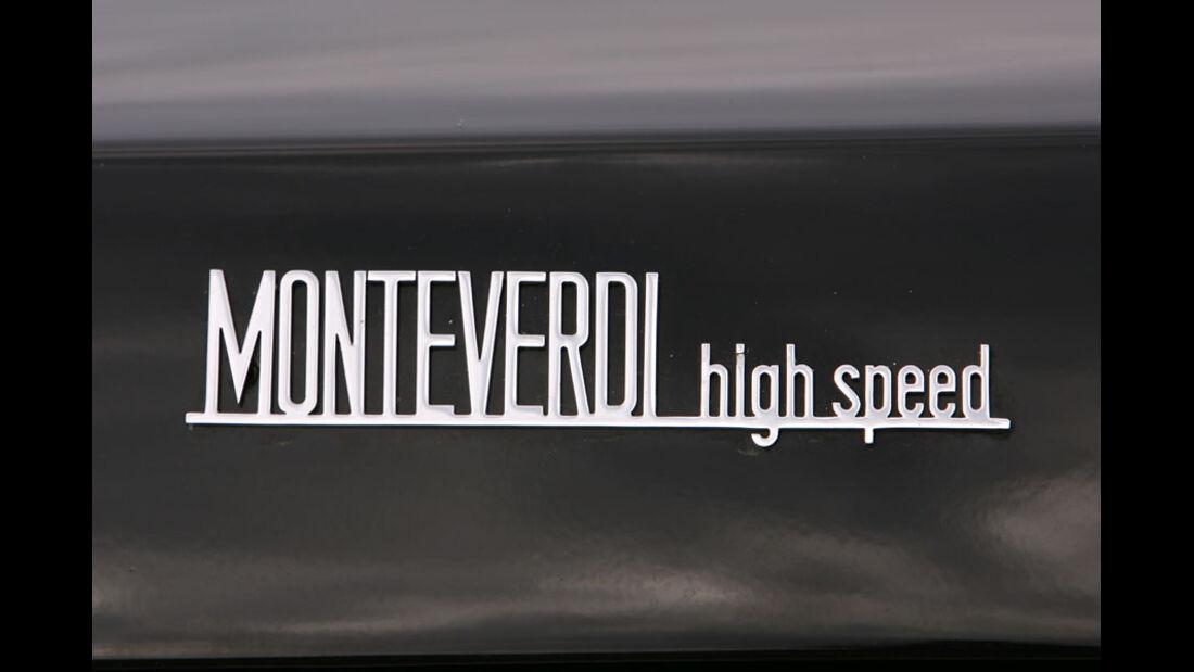 Monteverdi High Speed 375/4, Modellbezeichnung