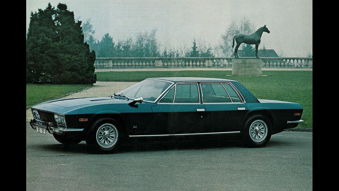 Monteverdi High Speed 375/4 von 1972