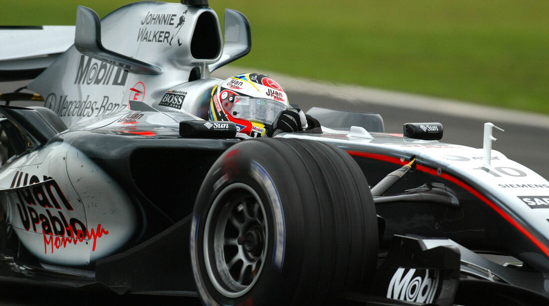 Montoya - GP Brasilien 2005