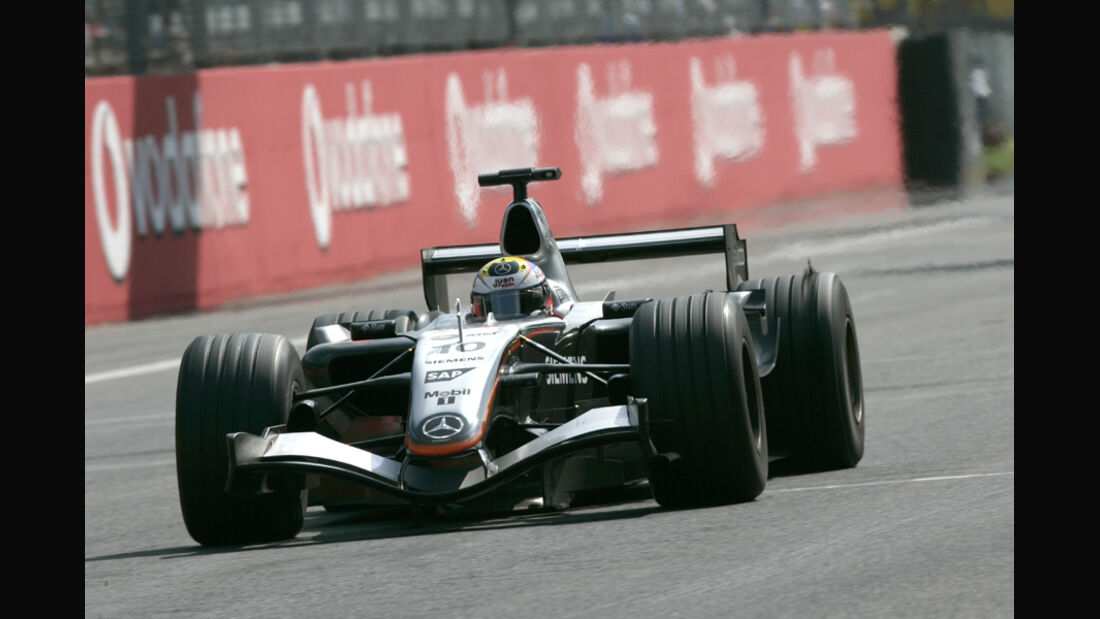 Montoya Monza 2005