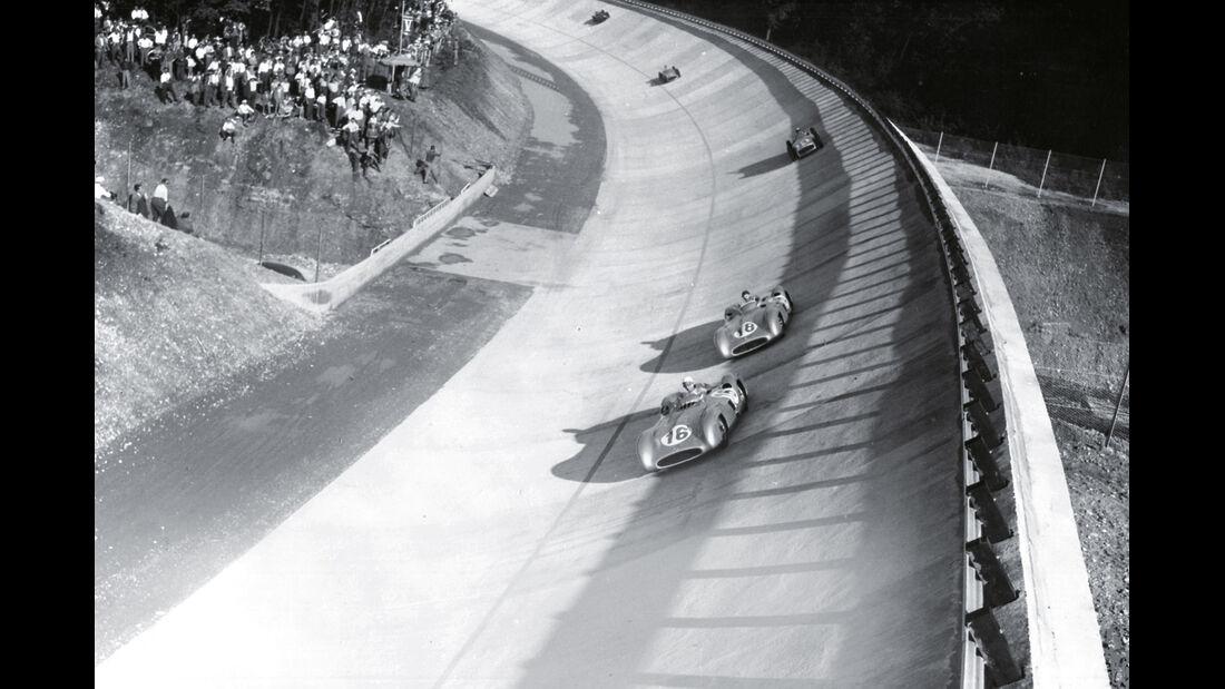 Monza, Autodrom, Steilkurve