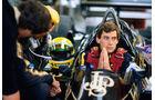 Monza, Ayrton Senna, Porträt