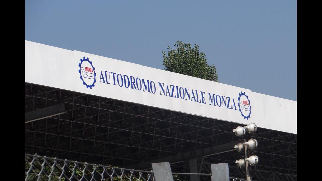 Monza - Formel 1 - GP Italien - 6. September 2012