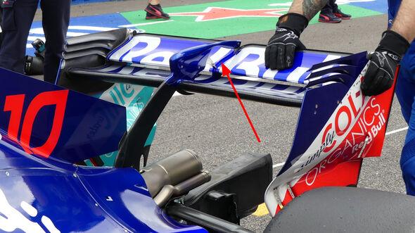 Monza-Heckflügel - Toro Rosso - 2018