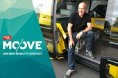 Moove New Mobility Podcast mit Peter Wouda