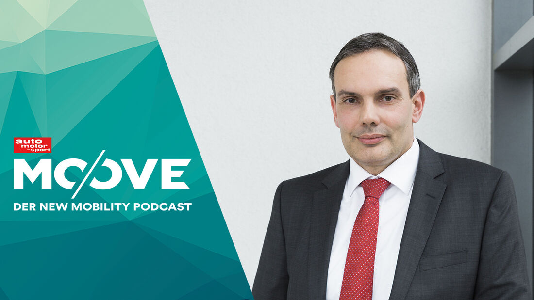 Moove Podcast 62 Dr. Martin Berger, Mahle