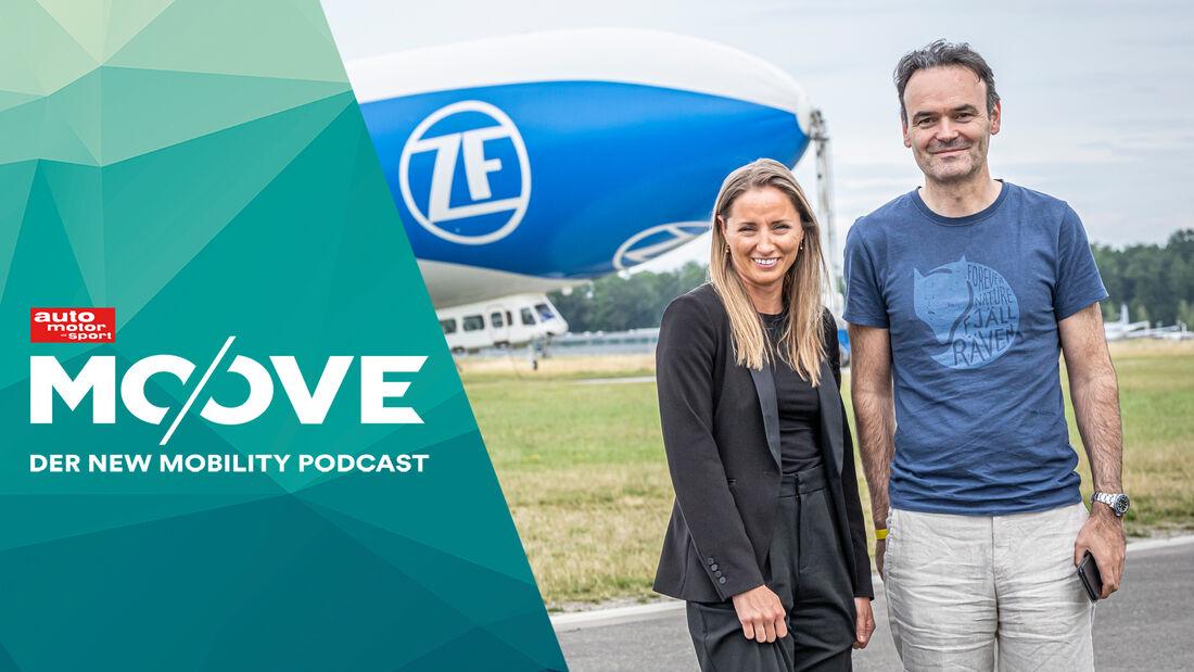 Moove Podcast 65 Otmar Scharrer Lotti Vetter ZF