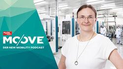 Moove Podcast 67 Daniela Wehrlich Custom Cells Porsche Hochleistungsbatterie