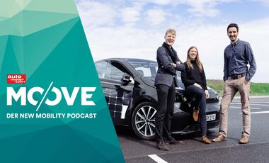 Moove Podcast Laurin Hahn Sono Motors