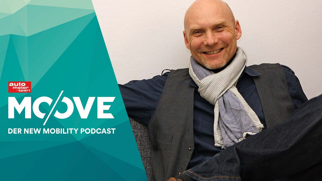Moove-Podcast, Stephan Rammler