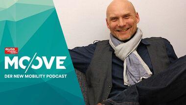 Moove-Podcast, Stephan Rammler