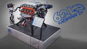 Mopar 6,2 Liter Hemi Crate Engine Hellcrate