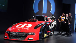 Mopar DODGE CHARGER R/T FOR NHRA FUNNY CAR COMPETITION