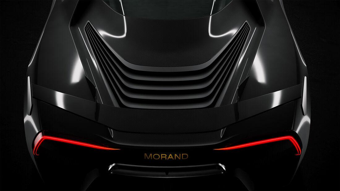 Morand Cars Schweiz Hypercar 2023 Hybrid Elektro
