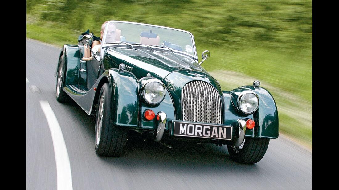Morgan 4/4, Roadster
