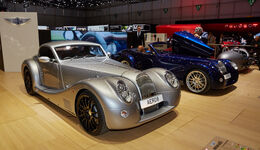 Morgan Aero 8 in Genf