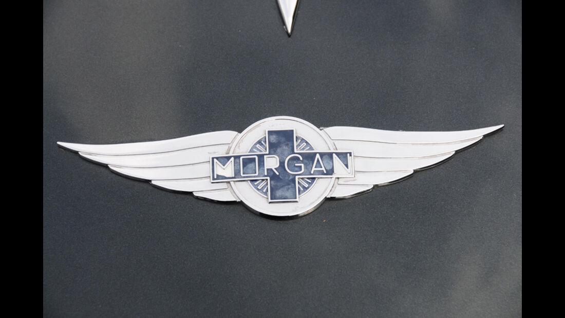Morgan Aero SuperSports, Emblem
