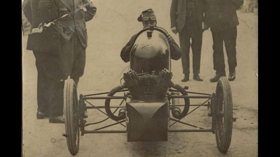 Morgan Cycle Car, 1913