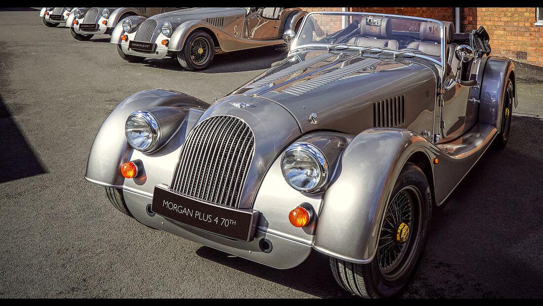 Morgan Plus 4 70th Edition