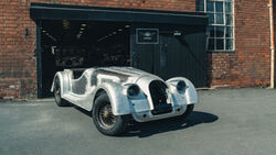 Morgan Plus 4 70th Edition