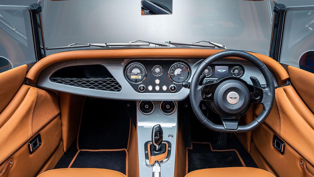 Morgan Plus 4 Modelljahr 2022