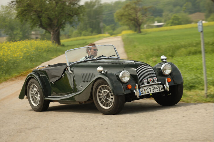 Morgan Plus 8 (1973)