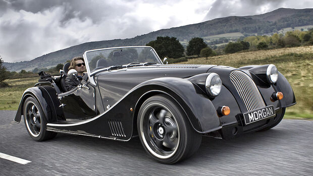 Morgan Plus 8 4.8
