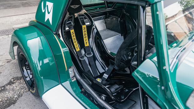 Morgan Plus Four Racecar 2021