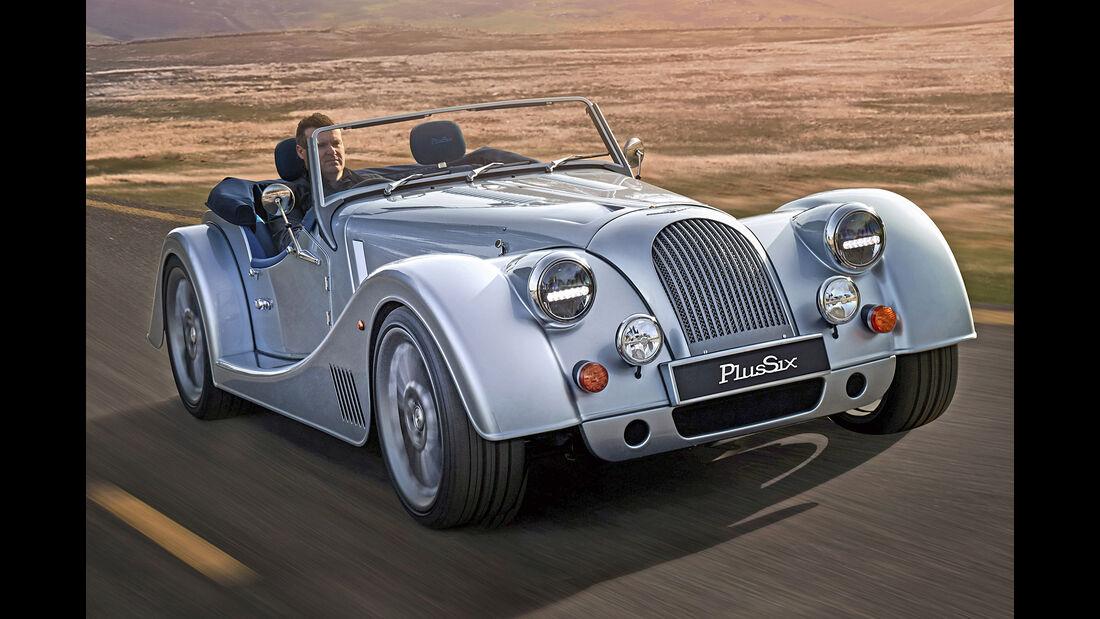 Morgan Plus Six, Best Cars 2020, Kategorie H Cabrios