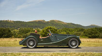 Morgan Plus Six, Exterieur