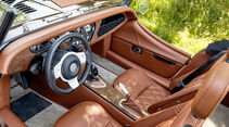 Morgan Plus Six, Interieur
