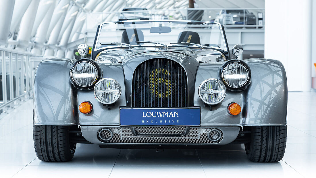 Morgan Plus Six LE60 Sondermodell