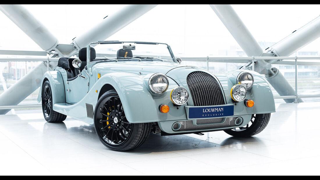 Morgan Plus Six LE60 Sondermodell