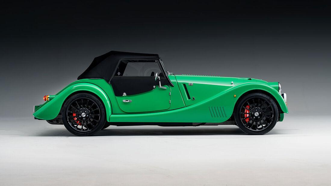 Morgan Plus Six Modelljahr 2022