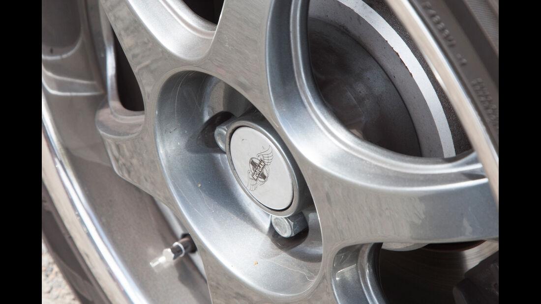 Morgan Roadster V6, Morgan Plus 8, Speiche