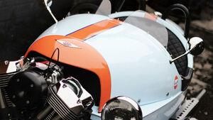 Morgan Threewheeler Gulf Edition