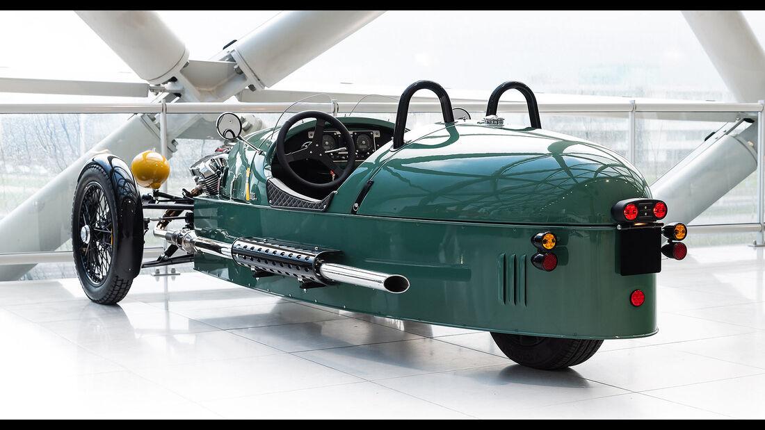 Morgan Threewheeler LE60 Sondermodell