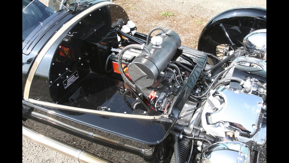 Morgan Threewheeler, Motor