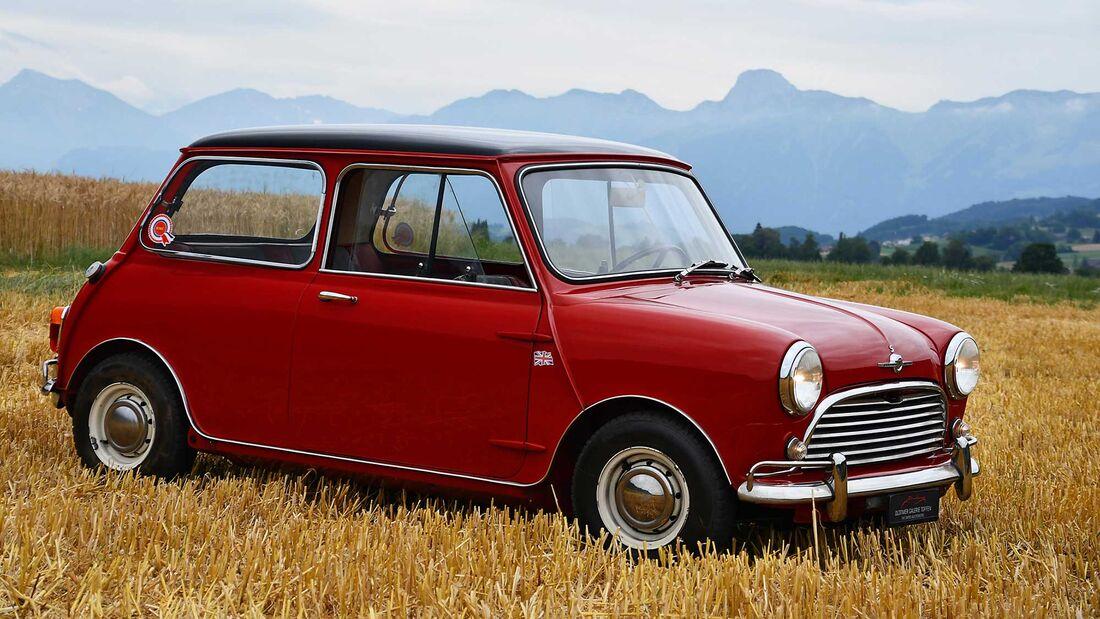 Morris Mini Cooper S 1275 MK 1 1967