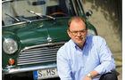Morris Mini Cooper S, Manfred Strauß
