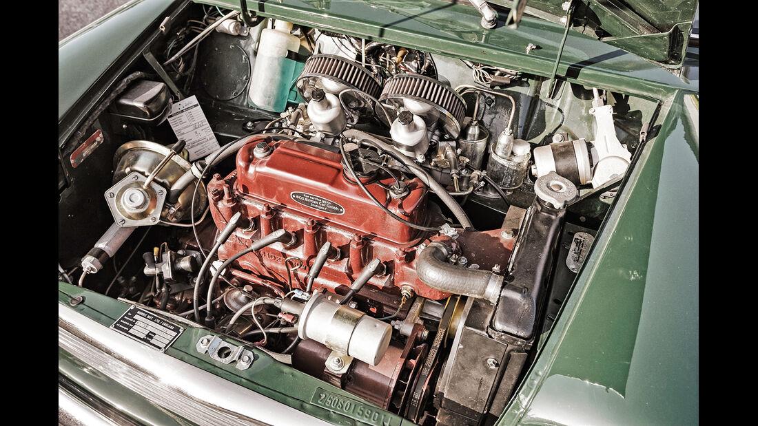 Morris Mini Cooper S, Motor