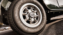 Morris Mini Cooper S, Rad, Felge